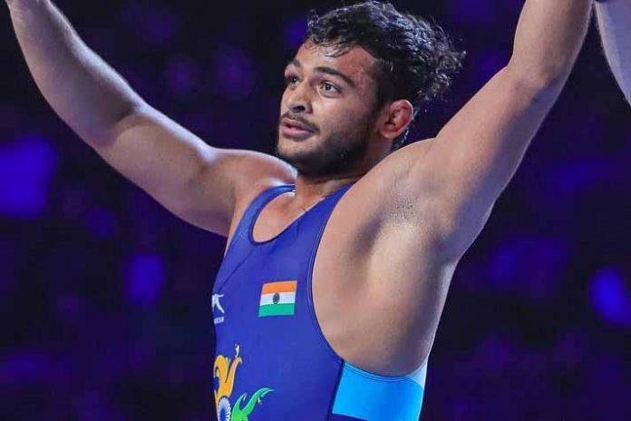 Deepak Punia,Indian Wrestlers,senior world wrestling championship,Indian armed forces wrestling championships,Wrestling News India