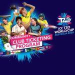 ICC T20 World Cup,ICC T20 World Cup 2020,ICC T20 World Cup 2020 Schedule,ICC T20 World Cup programme,ICC World Cup