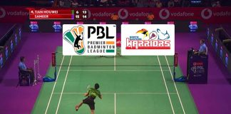 PBL Season 5,PBL 2020,Premier Badminton League 2020,North Eastern Warriors,PBL Season 6