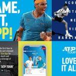 ATP tour,Infosys, ATP Tour App,ATP Challenger Tour,Sports Business News
