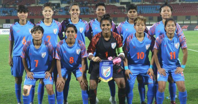 Indian women's football team,FIFA International,Maymol Rocky,Indian football team,Football Team