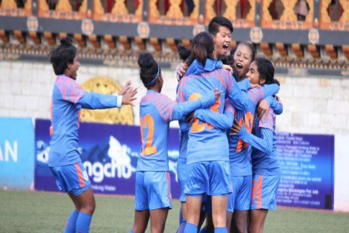 2020 FIFA U-17 Women's World Cup,FIFA U-17 Women's World Cup,FIFA Women's World Cup,India U-17 women's team,SAFF U-15 Women's Championship