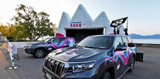 2020 Torch Tour,Toyota,Youth Olympic Games,Lausanne 2020,Sports Business News