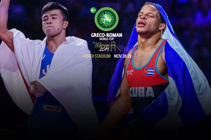 Wrestling World Cup,Wrestling World Cup 2019,UWW Greco-Roman Wrestling World Cup 2019,Greco-Roman Wrestling World Cup 2019,Wrestling News India