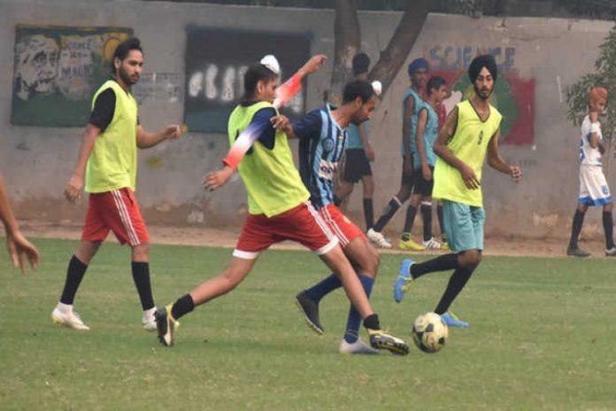 Sikh Football Cup,Khalsa Football Club,Punjab Football Association,Global Sikh Sports Federation,Harjeet Singh Grewal