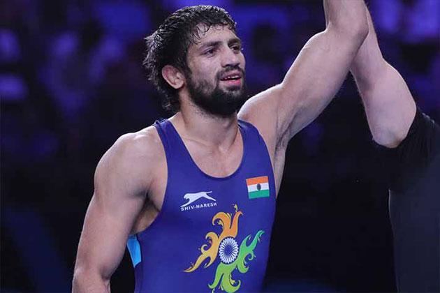 Ravi Dahiya,Tokyo 2020 Olympics,Tokyo 2020 Olympic Games,World wrestling championships,Wrestling News India
