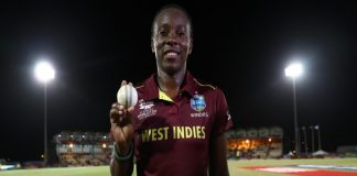 Shakera Selman,India vs West Indies women T20 2019,IND vs WI T20 series,West Indies Women Cricket Player,India vs West Indies