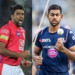 Kings XI Punjab,Delhi Capitals,Ravichandran Ashwin,Jagadeesha Suchith,Sports Business News India