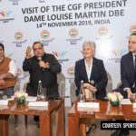 Narinder Batra,Indian Olympic Association,2019 CGF,Rajeev Mehta,CWG 2022