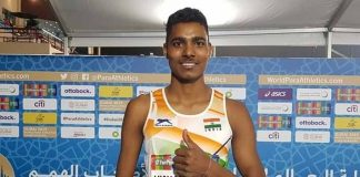 Nishad Kumar,Tokyo Paralympic Games,2020 Tokyo Paralympic Games,World Para Athletics Championships,Para Athletics Championships