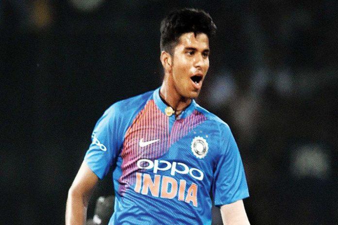 Washington Sundar,Indian Cricket Player,IND vs BAN T20 Series 2019,Yuzvendra Chahal,India vs Bangladesh
