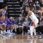 NBA 2019,NBA 2019 LIVE,NBA LIVE,Portland Trail Blazers vs Sacramento Kings,NBA 2019 LIVE Telecast