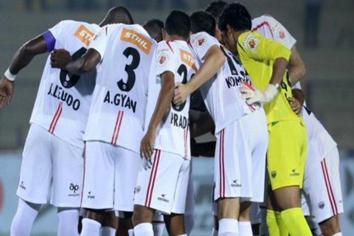 NorthEast FC,Hyderabad FC, Maximiliano Barreiro,Indian Super League 2019,NorthEast FC vs Hyderabad FC