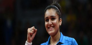 Manika Batra,Indian female Table Tennis Player,Sandeep Gupta, Table Tennis Player,Olympic qualifiers