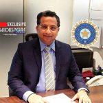 Santosh Rangnekar,BCCI CFO,BCCI,BCCI CEO,Sports Business News India