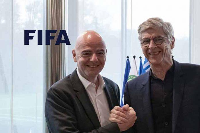 Arsene Wenger,FIFA,FIFA's Global Football Development ,Gianni Infantino,Sports Business News