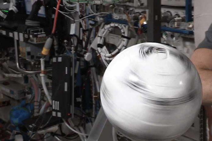 Sports Business News,Adidas,International Space Station,NASA,Adidas Soccer Balls