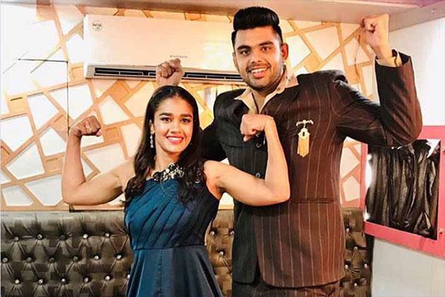 Babita Phogat,Babita Phogat marriage,Babita Phogat Wedding,Vivek Suhag,Wrestling News India
