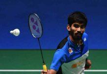 Kidambi Srikanth,HS Prannoy,Hong Kong Open Badminton 2019,P V Sindhu,Hong Kong Open 2019