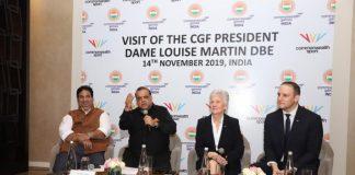 2022 Birmingham CWG,Dame Louise Martin,2002 Commonwealth Games,Narinder Dhruv Batra,Indian Olympic Association