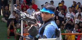 Deepak Kumar,Tokyo Olympic quota,Asian Championships,Divyansh Singh Panwar,Indian Shooter Player
