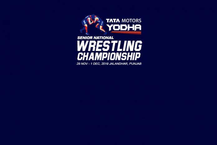 Senior National Wrestling Championships,Senior National Wrestling Championships 2019,Senior National Championships,Kushti India,Wrestling News India