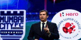 City Football Group,Sports Business News India,Mumbai City FC,Ferran Soriano,Indian football