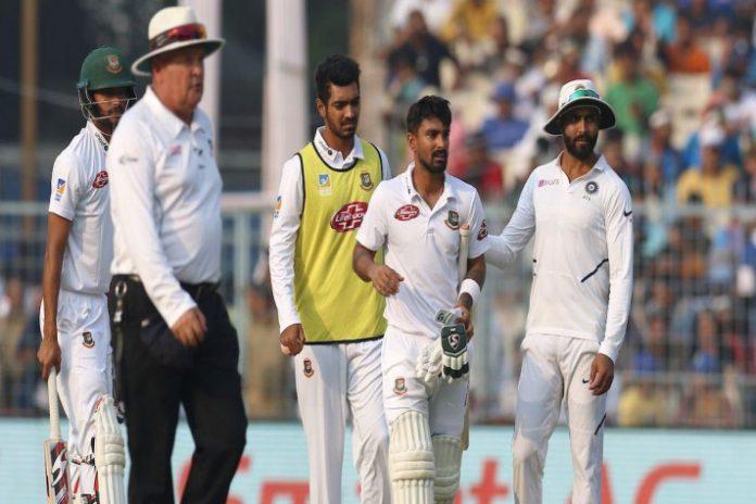 Liton Das,Nayeem Hasan,Day-Night Test,Mohammed Shami,India vs Bangladesh
