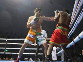 Rotunda Rumble 2,Vijender Singh,Vijender Singh vs Charles Adamu,Rotunda Rumble 2 results,Indian Boxer