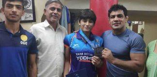 Sushil Kumar,Indian Wrestlers,Pooja Gehlot,UWW U23 World Wrestling Championships,Wrestling News India