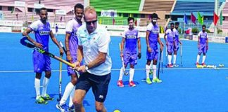 Tokyo Olympics,Sjoerd Marijne ,FIH Olympic Qualifiers,Indian women's hockey team, Tokyo Olympics 2020