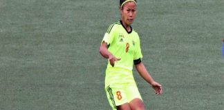 Ashalata Devi,AFC Player,Indian women's football,Olympic 2020 Qualifiers,Sethu FC