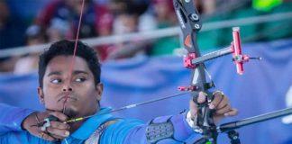 Atanu Das,Asian Championships,Indian archer, Asian Archery Championships,Deepika Kumari