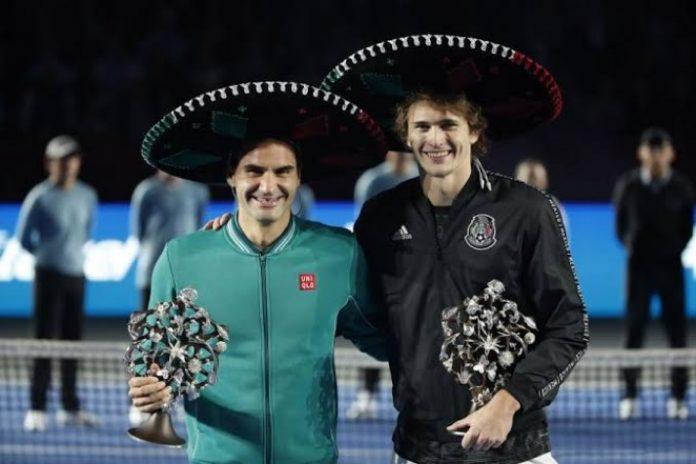 Roger Federer,Alexander Zverev,Tennis,Kim Clijsters,Serena William