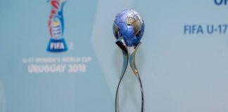 U-17 Women's World Cup,FIFA Women's World Cup,FIFA World Cup, EKA Arena,FIFA U-17 World Cup