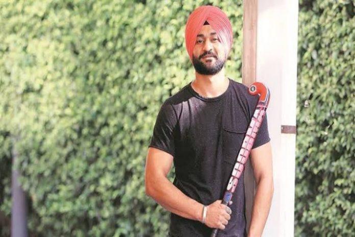 Sandeep Singh,Tokyo 2020 Olympic Games,Tokyo 2020 Olympics,2020 Olympics, Hockey Player