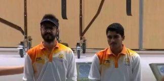 Saurabh Chaudhary,Asian Shooting Championship,Abhishek Verma,Asian Championship,Indian Shooter