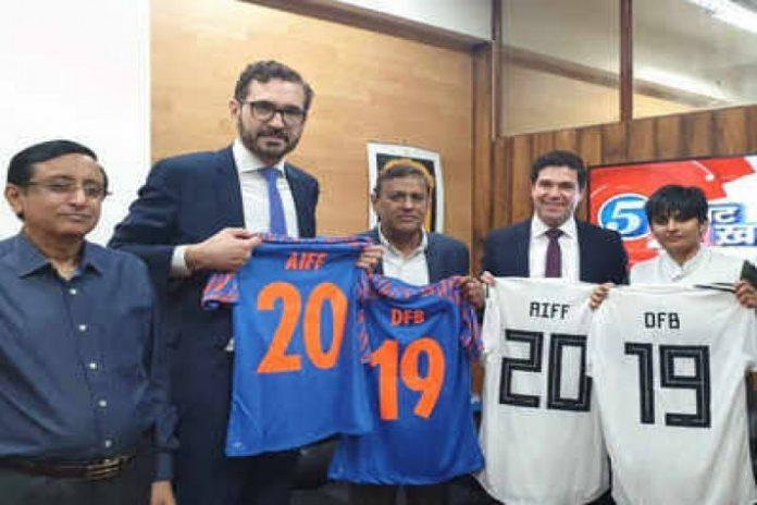 AIFF,German Football Association,MOU,Sports Business News India,Kushal Das