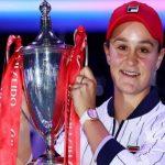 Ashley Barty,Elina Svitolina,WTA Finals 2019,WTA Finals,WTA Tour player