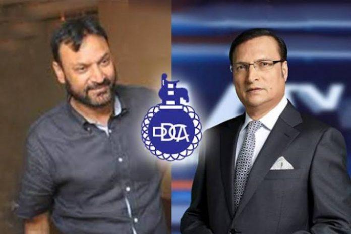 Rajat Sharma,Vinod Tihara,DDCA,BCCI,Sports Business News India