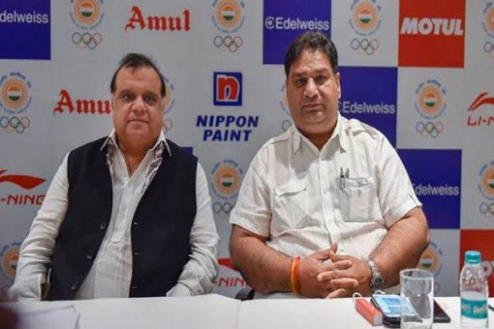 Sports Business News India,IOA,National Sports Code,Kiren Rijiju,Rajeev Mehta