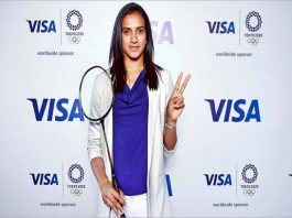PV Sindhu,Tokyo 2020 Olympic and Paralympic Games,Visa,Tokyo 2020 Olympics,Sports Business News