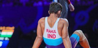 Rahul Aware,Tokyo 2020 Olympics,Indian Wrestlers,Kushti India,Wrestling News India