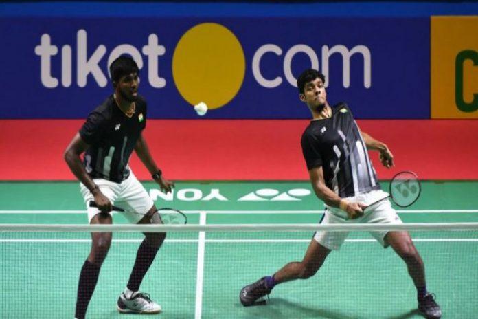 Satwiksairaj Rankireddy,Chirag Shetty,China Open Badminton 2019,China Open 2019,Indian Badminton