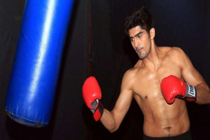 Vijender Singh,Indian boxing,Charles Adamu,Bob Arum,IOS Boxing