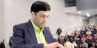 Viswanathan Anand,Magnus Carlsen,Chess Tournament,Anish Giri,Ding Liren