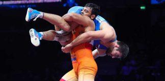 Deepak Punia,Tokyo 2020 Olympics,Deepak Punia Wrestler,Kushti India,Wrestling News India