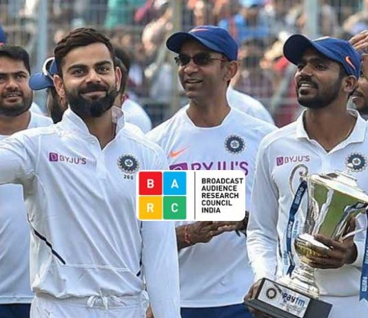 BARC Rating,IND vs BAN Test Series,Star Sports,Indian Super League 2019, Sports Business News India