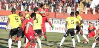 I-League 2019 Highlights,I-League Highlights,Real Kashmir FC vs TRAU FC,I-League 2019,Mason Roberston