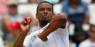Vernon Philander,Vernon Philander Retirement,Cricket South Africa,South Africa vs England,South African Cricketer